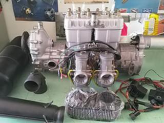 Motor ROTAX 582 mod.90