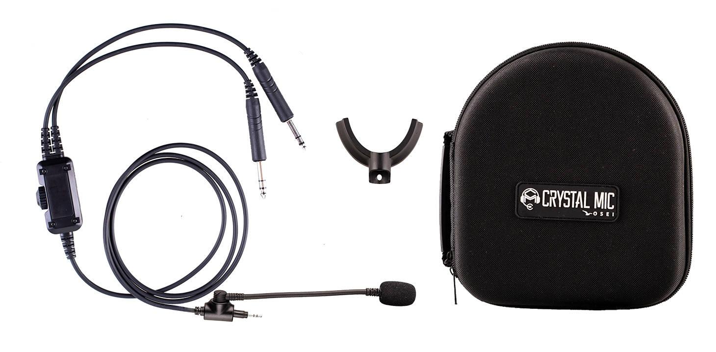 Externí letecký mikrofon pro BOSE QC 35